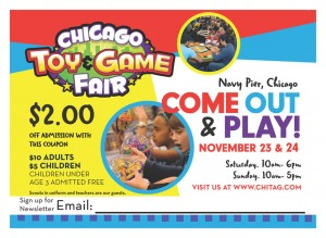 ChiTag Chicago Toy & Game Fair