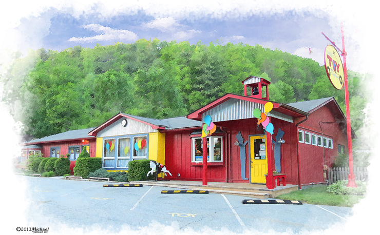Incredible Toy Company Blowing Rock