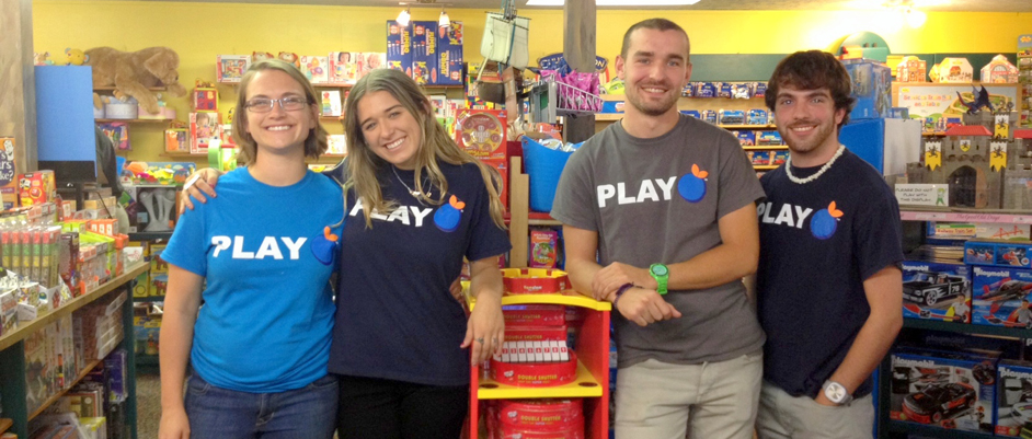Incredible Toy Company with Blue Orange Games