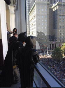 batkid over sf