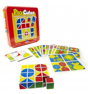 Pixy Cubes Educational pattern game