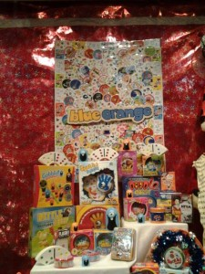 Toys On The Square did a fantastic job in our Christmas Display Contest!