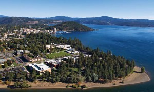 Picture taken from the City of Coeur d'Alene site.