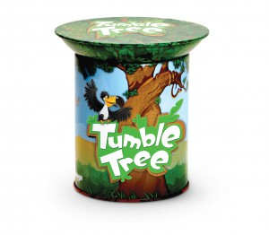 Tumble Tree Tin